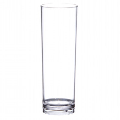 This is your classic mixed drink glass. If your tumblers are big enough,  you probably don't need these guys. Still, their tall, skinny design makes  a great ...