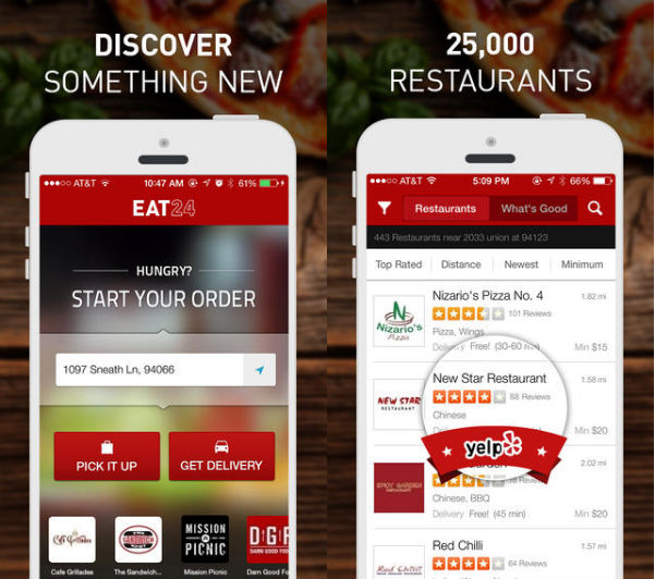 The best dining and restaurant apps tech lists