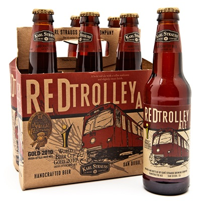 Red Trolley Ale - Karl Strauss Brewing Company