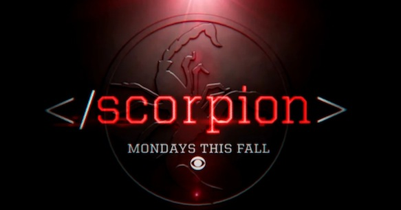 Scorpion Tv Show Logo Images