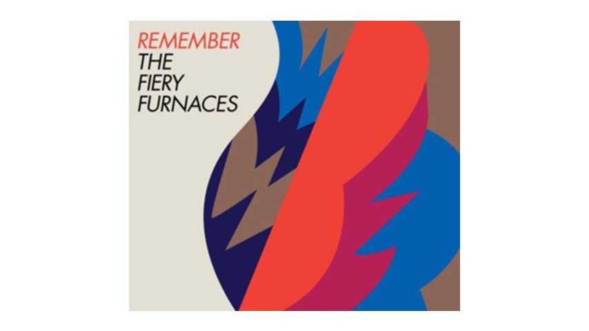 The Fiery Furnaces: <em>Remember</em>