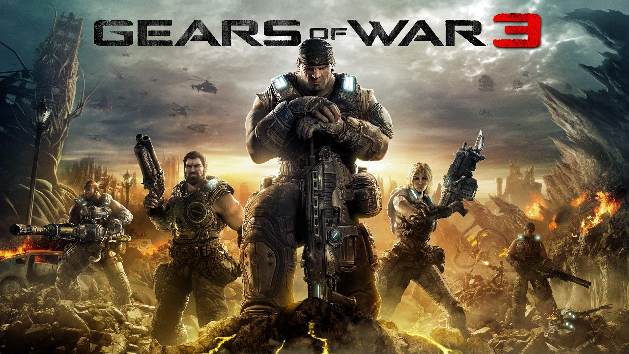 <em>Gears of War 3</em> Review (360)