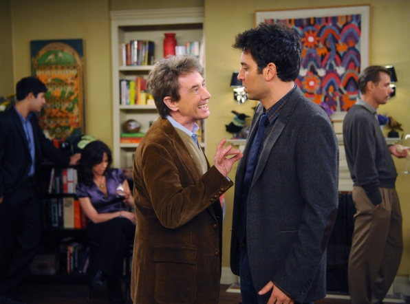 "<i>How I Met Your Mother</i> Review: ""The Burning Beekeeper"" (Episode 7.15)"