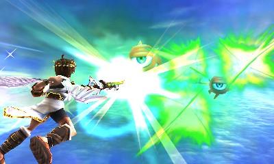 <em>Kid Icarus: Uprising</em> Review (3DS)