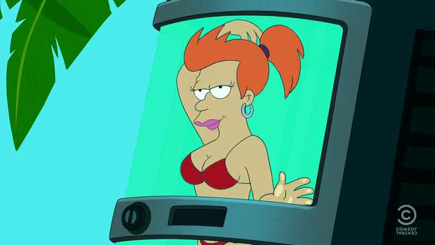 "<em>Futurama</em> Review: ""Neutopia"" and ""Benderama"" (6.14/6.15)"
