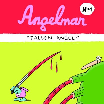 Comic Book & Graphic Novel Round-Up (3/28/12)