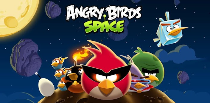 Mobile Game of the Week: Angry Birds Space (Android/iOS)