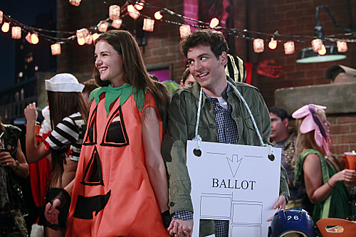 "<i>How I Met Your Mother</i> Review: ""The Slutty Pumpkin Returns"" (Episode 7.08)"