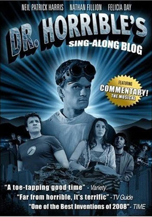 <em>Dr. Horrible's Sing-Along Blog</em> DVD/Blu-ray Review