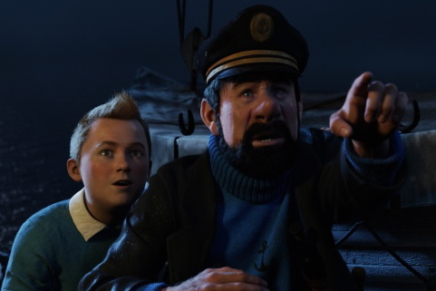 <i>The Adventures of Tintin</i>