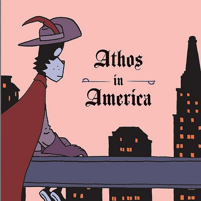 Comic Book & Graphic Novel Round-Up (4/4/12)
