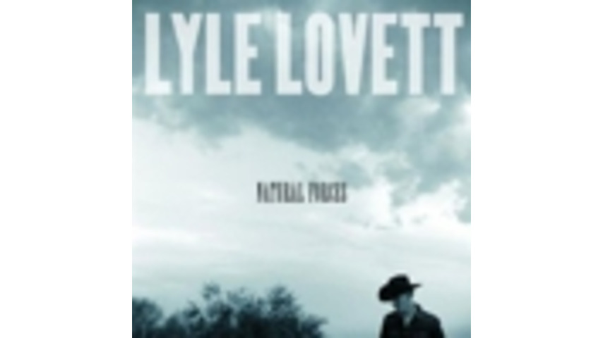 Lyle Lovett: <em>Natural Forces</em>