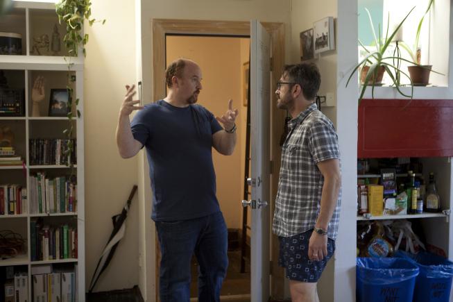 """<em>Louie</em>: """"Ikea/Piano Lesson"""" (3.7)"""