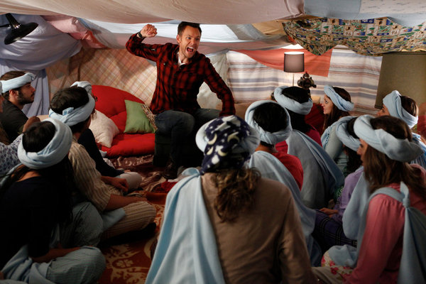 "<em>Community</em> Review: ""Pillows and Blankets"" (3.14)"
