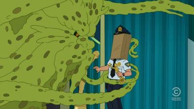 """<em>Futurama</em>: """"The Thief of Baghead"""" (7.4)"""