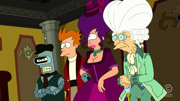 """<em>Futurama</em> Review: """"All the Presidents' Heads"""" (6.20)"""