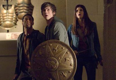 <em>Percy Jackson & the Olympians: The Lightning Thief</em> Review