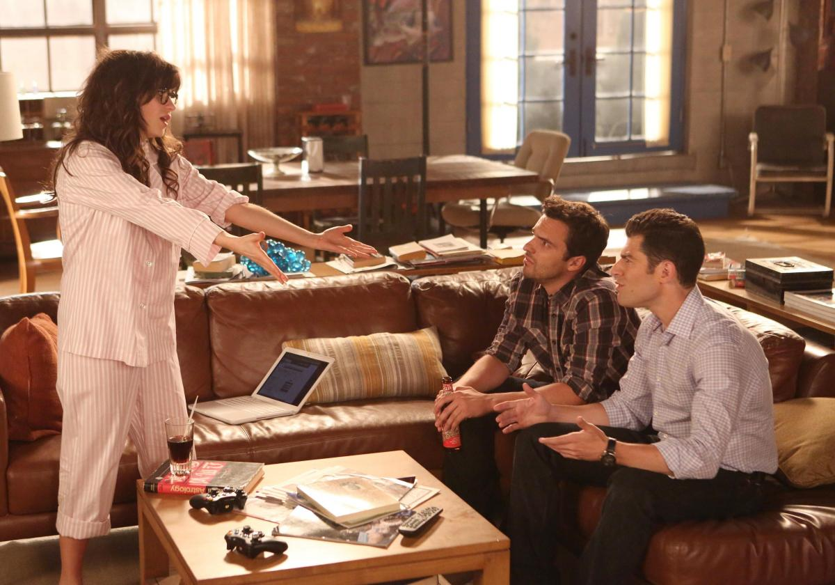 "<i>New Girl</i> Review: ""Re-Launch""/""Katie"" (Episode 2.01 & 2.02)"