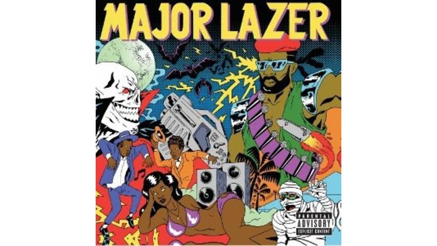 Major Lazer: <em>Guns Don't Kill People...Lazers Do</em>