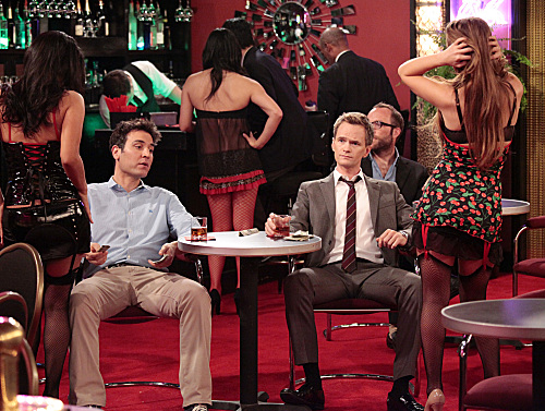 """<i>How I Met Your Mother</i> Review: """"Karma"""" (Episode 7.18)"""