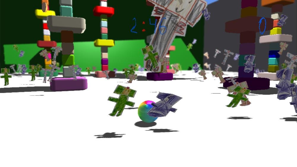 Outsider Videogames: <em>Rainbow Ball Into Adventure</em>