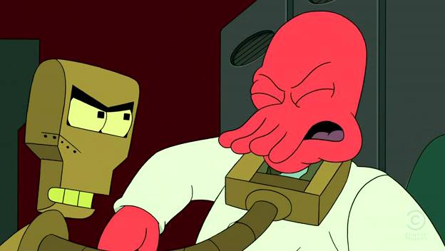 "<em>Futurama</em> Review: ""The Silence of the Clamps"" (6.18)"
