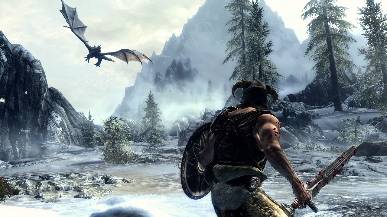 <em>The Elder Scrolls V: Skyrim</em> Review (Multi-platform)