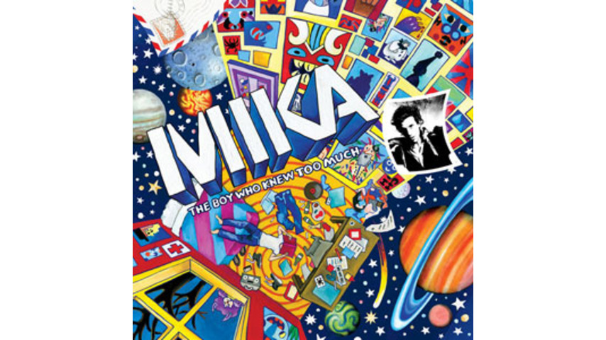 Mika: <em>The Boy Who Knew Too Much</em>