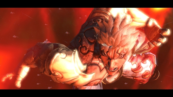 <em>Asura's Wrath</em> Review (Multi-Platform)