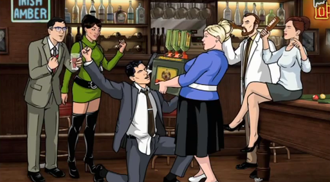 """<i>Archer</i> Review: """"Crossing Over"""" (Episode 3.10)"""