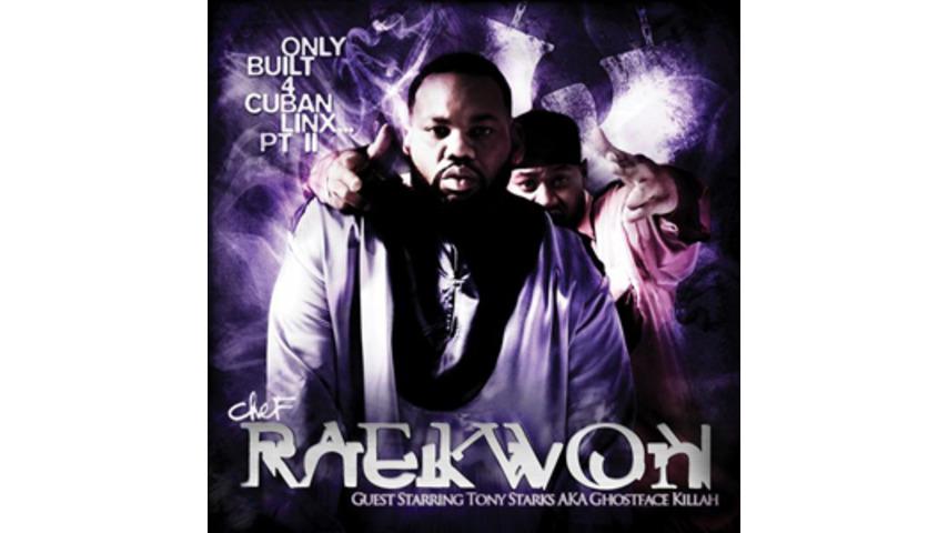 Raekwon: <em>Only Built 4 Cuban Linx II</em>