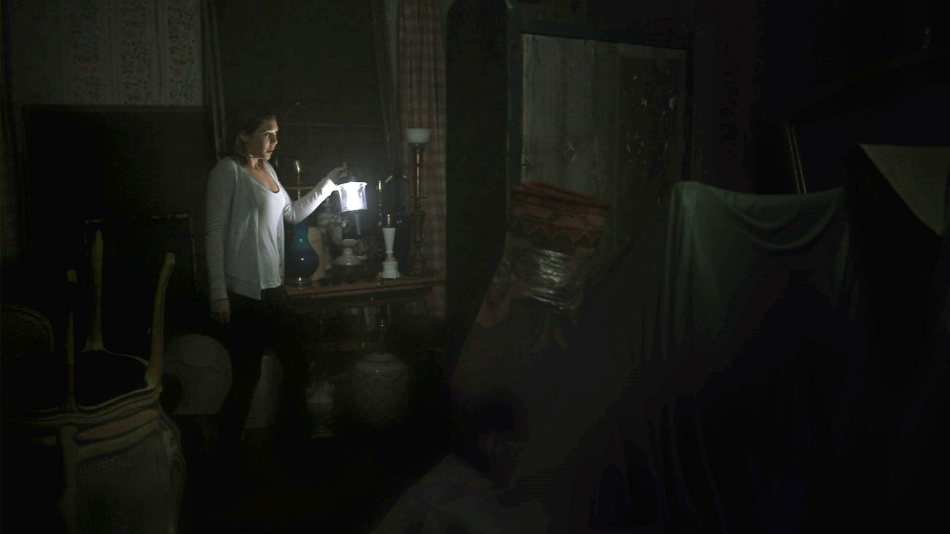 <i>Silent House</i>