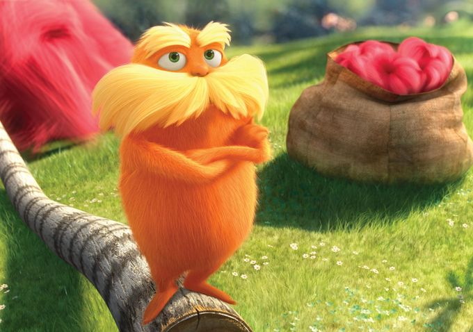 <i>Dr. Seuss&#8217; The Lorax</i>