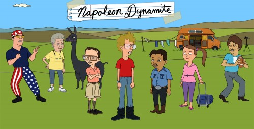 <i>Napoleon Dynamite</i> Review: &#8220;Thundercone&#8221; & &#8220;Scantronica Love&#8221; (Episode 1.01 & 1.02)