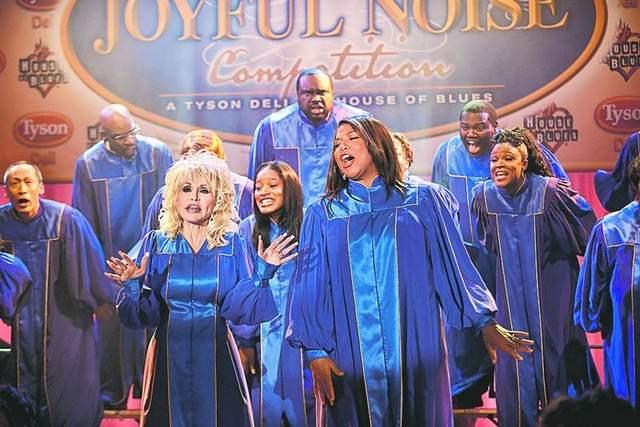 <i>Joyful Noise</i>