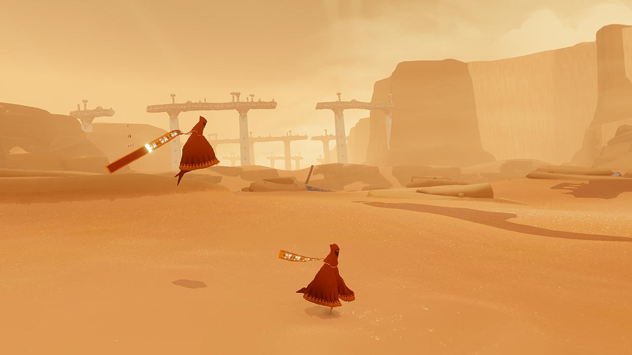 <em>Journey</em> Review (PS3)