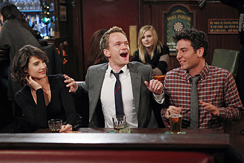 """<i>How I Met Your Mother</i> Review: """"46 Minutes"""" (Episode 7.14)"""