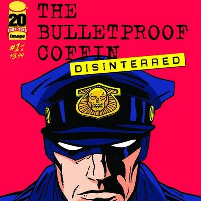 Comic Book & Graphic Novel Round-Up (1/25/12)