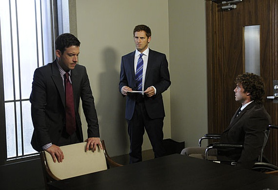 """<i>The Firm</I> Review """"Chapter Five"""" (Episodes 1.05)"""