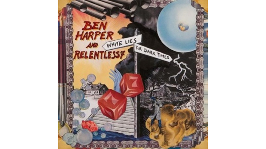 Ben Harper and Relentless7: <em>White Lies for Dark Times</em>