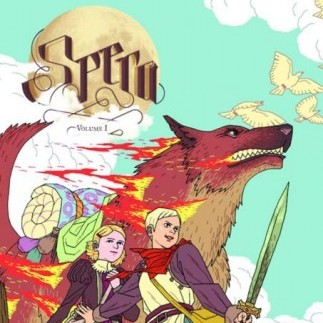 Comic Book & Graphic Novel Round-Up (2/1/12)