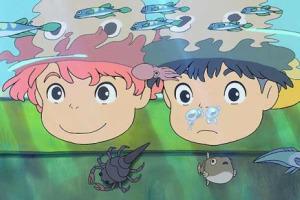 <em>Ponyo</em> DVD Review
