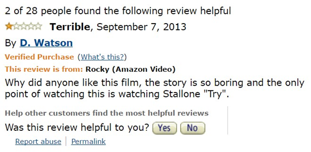 1-star-reviews-of-best-picture-winners rocky-amazon-review-2