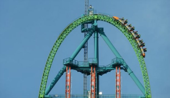 10 Masochistic Roller Coasters Travel Galleries Paste