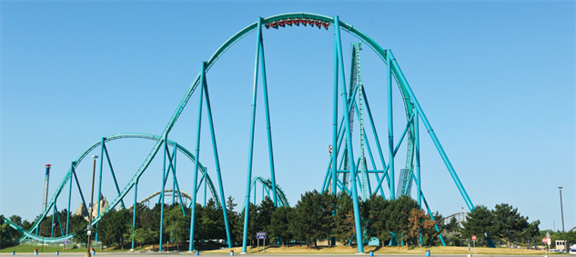10 Masochistic Roller Coasters :: Travel :: Galleries :: Paste