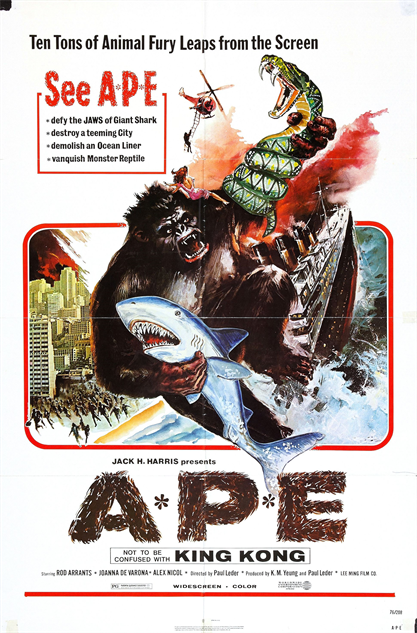 100-b-movie-posters ape-1976