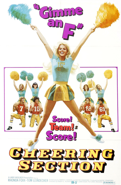 100-b-movie-posters cheering-section-1977