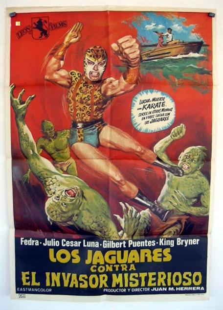 100-b-movie-posters los-jaguares-contra-el-invasor-misterioso-1975