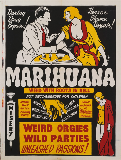 100-b-movie-posters marihuana-weed-with-roots-in-hell-1936