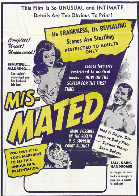 100-b-movie-posters mis-mated-1952